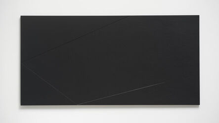 Mira Schendel, 'Untitled [from the Black and White series]', 1987