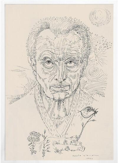 André Masson, 'Le Philosophe', 1940