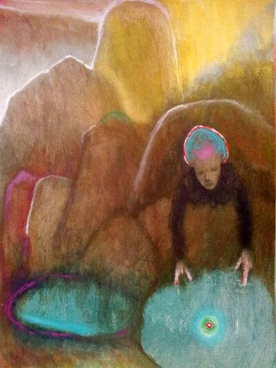 Nahem Shoa, 'Emerald Pool', 2016