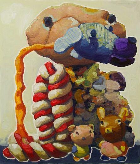 Peter Opheim, 'Blue Dog  (#262)', 2014