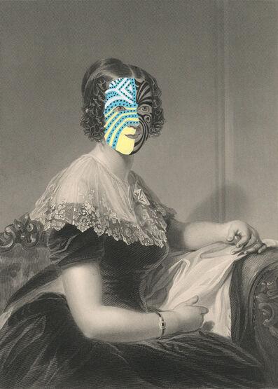 Kirsten Stolle, 'Mrs. Joseph Davis 1860/2014 from the series de-identified', 2014
