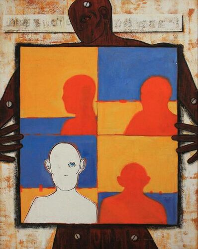 M. Siva, 'Forefathers', 2003