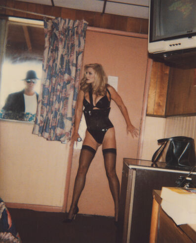 Helmut Newton, 'Miami', 1991