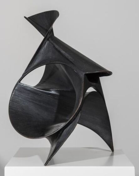 Antoine Pevsner, 'Le Lis Noir (Spiral Construction)', 1943