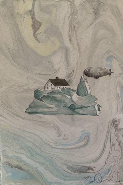 Scott Bluedorn, 'The Reverend's Icestead', 2017