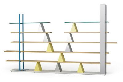 Andrea Branzi, 'Gritti bookcase, Italy', 1981