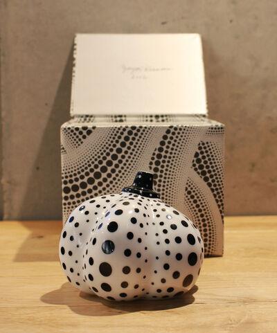 Yayoi Kusama, 'Pumpkin(Black/White)', 2002