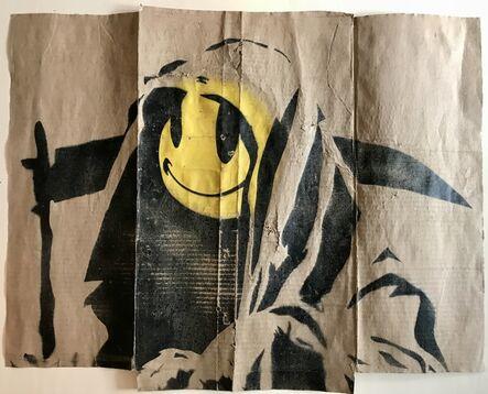 Banksy, 'Grim Reaper (Huge)', 2003/2004
