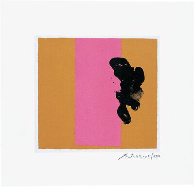 Robert Motherwell, 'The Berggruen Series: Untitled', 1980