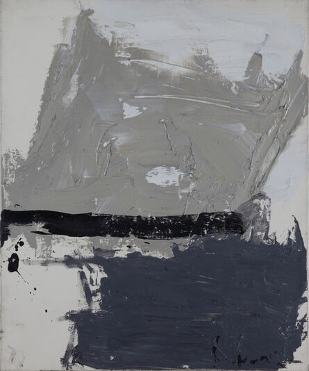 Huang Rui 黄锐, 'Grey Abstraction'