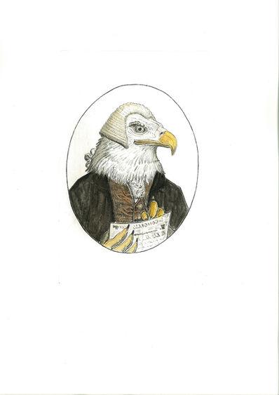 Bjorn Skaarup, 'Bald Eagle, USA', 2016