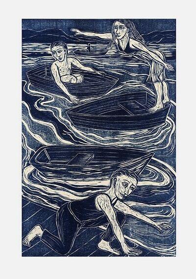 Eileen Cooper, 'Cross Current '
