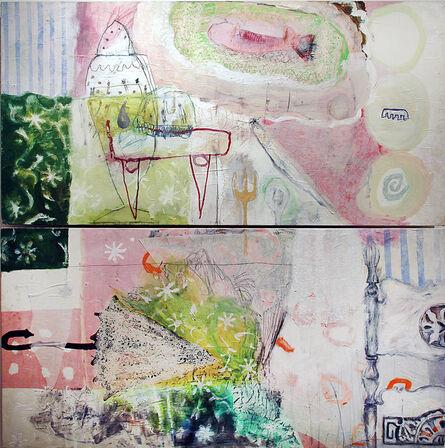Donnamaria Bruton Estate, 'Personalities are Portable', ca. 1995