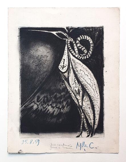 Marcel Guillard, 'Bird', 1959