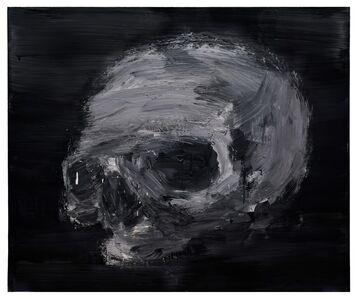 Yan Pei-Ming, 'Crâne', 2004