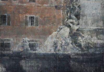 Chizuru Morii Kaplan, 'Fountain of Rome II', 2017