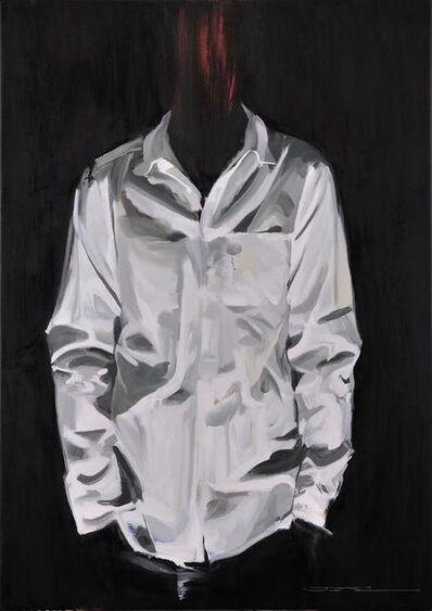 Julio Alan Lepez, 'Invisible blanco ', 2013