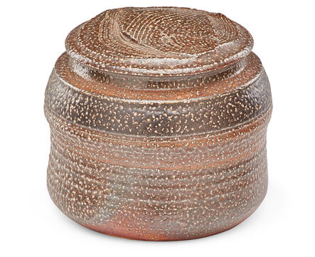 Karen Karnes, 'Large jar, Morgan, VT'