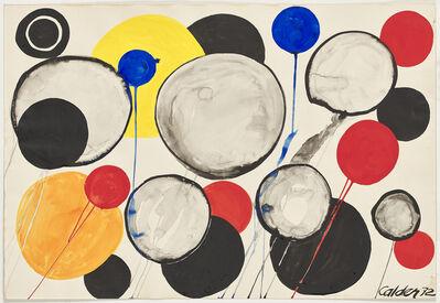 Alexander Calder, 'Vive', 1972