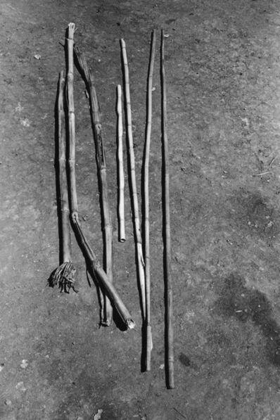 Maruch Santiz, 'K'ajben xchi'uk aj (No pegar a alguien con rastrojo y carrizo / Do Not Hit Someone with Stalks and Reeds)', 1994