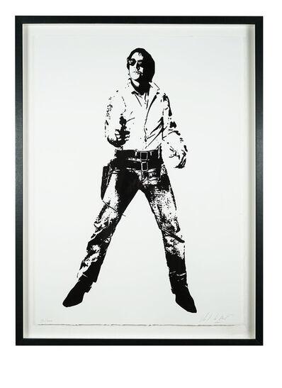 Blek le Rat, 'Space Cowboy ', 2007