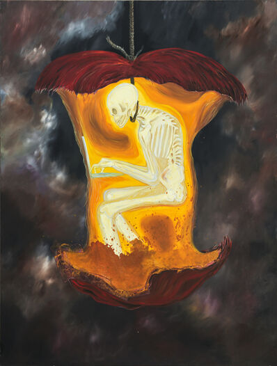 Nasser Al Attiyah, 'Searching for Heaven / البحث الى الجنة', 2017