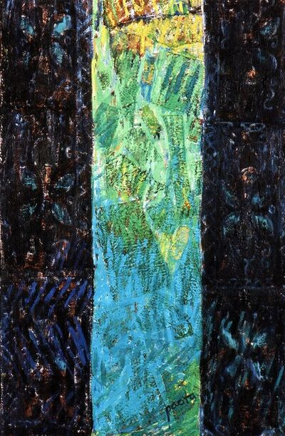 Pacita Abad, 'Eternal door', 1999