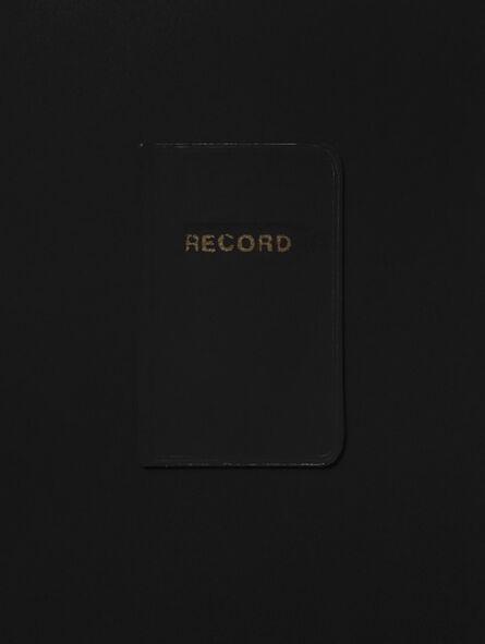 Martín Sichetti, 'Record', 2020