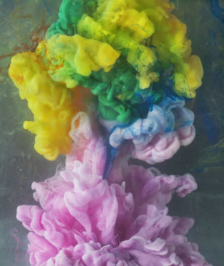 Kim Keever, 'Abstract 9318', 2014