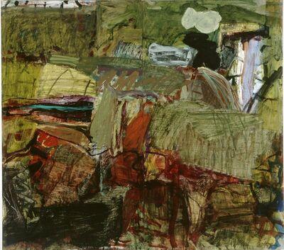Elisabeth Cummings, 'Rain clouds over the Tweed', 1999