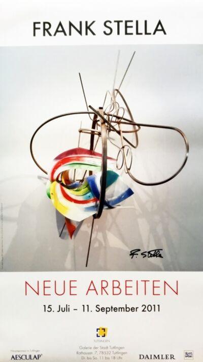 Frank Stella, 'Neue Arbeiten (Hand Signed)', 2011
