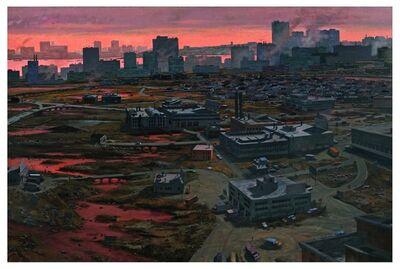 "Robert Birmelin, '""Landscape for Us""', 1974"
