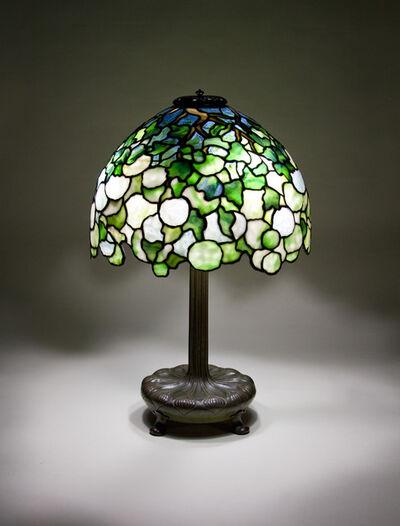 Tiffany Studios, 'Snowball Table Lamp', ca. 1904