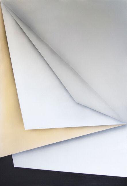 Ira Svobodová, 'Papercut 29', 2015