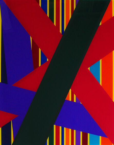Olga Tatarintseva, 'Edge of sound I', 2014