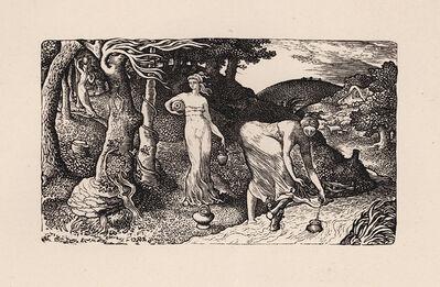 Edward Calvert, 'The Brook', 1829 (published 1893)