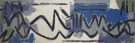 Raymond Hendler, 'So It Is (No. 9)', 1960