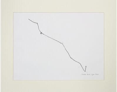 David Siepert + Stefan Baltensperger, 'Desire Lines / Asmara - Zurich 2', 2013