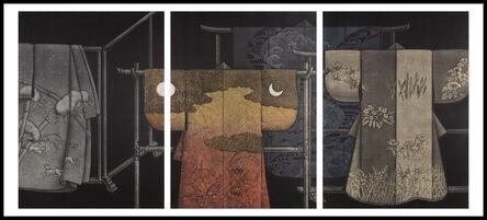 Katsunori Hamanishi, 'Kimono Four Seasons', 2012