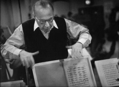 W. Eugene Smith, 'Igor Stravinsky', 1951