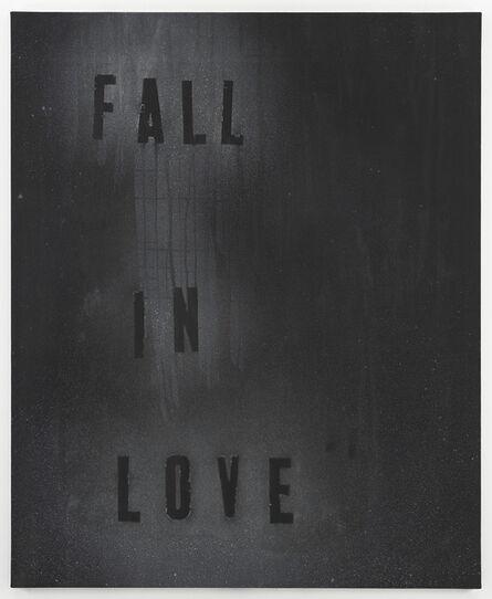 Mark Flood, 'FALL IN LOVE', 2013