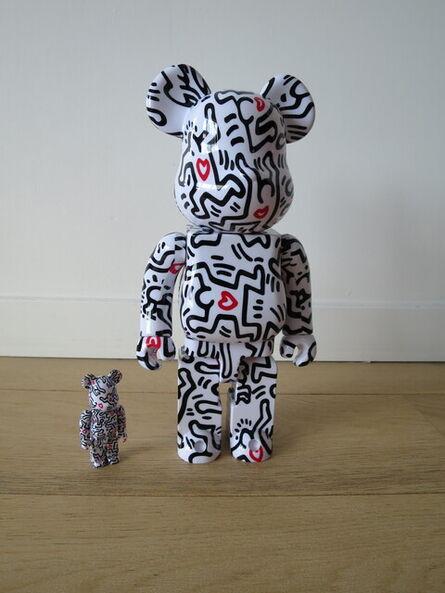 Keith Haring, ' Be@rbrick Keith Haring vol 8', 2021