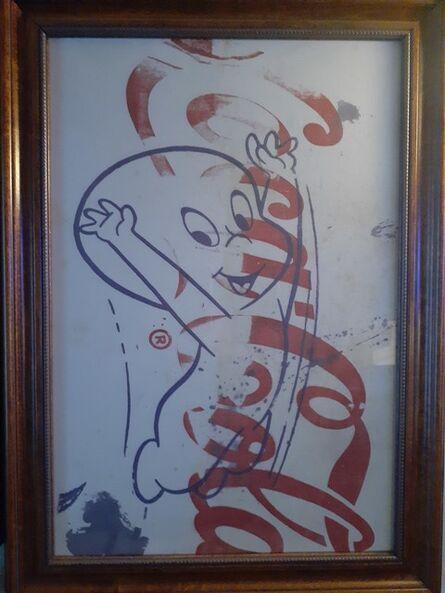 Peter Mars, 'Casper & Coca Cola', 1990