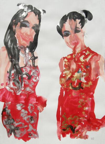 Tawan Wattuya, 'Two Muay', 2010