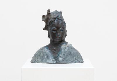 Leiko Ikemura, 'Hummingbird Head ', 2006-2017