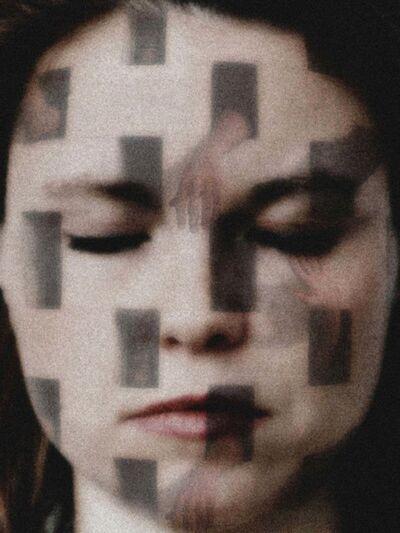 Yves Hayat, 'Mask (meutrières)', 2006