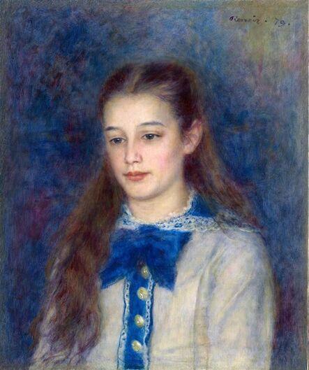 Pierre-Auguste Renoir, 'Thérèse Berard', 1879