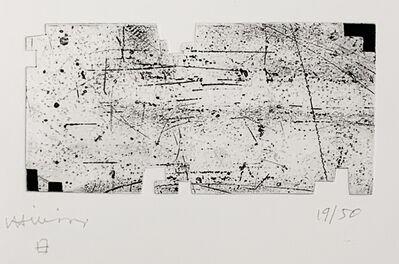 Eduardo Chillida, 'ISATSORATU II', 1998