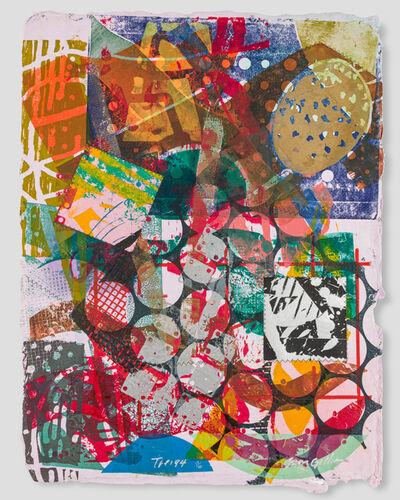 Sam Gilliam, 'Tre', 1994