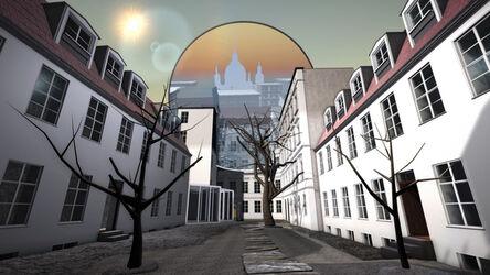 Lawrence Lek, 'BERLIN MIRROR (2042 RETROSPECTIVE)', 2016